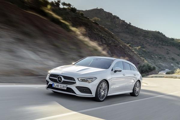 CLA Shooting Brake 2019 de Mercedes, du changement dans la continuité