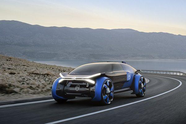 Citroën 19_19 : un concept électrique qui nous plonge dans le futur de l'automobile