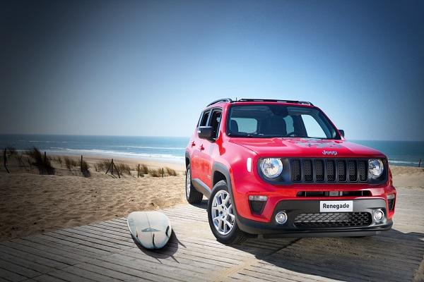Essai Jeep Renegade
