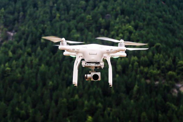 Les radars drones à l'affût des motards