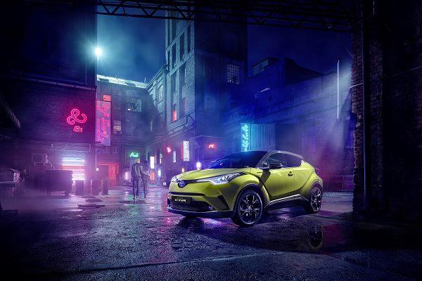 Toyota C-HR série limitée JBL Edition : le SUV nippon qui envoie le son