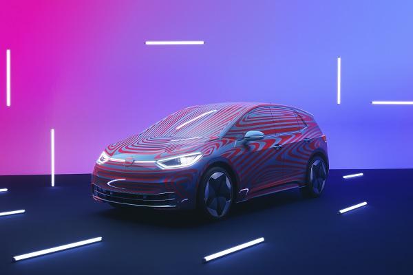 """Volkswagen : en voilà une bonne """"ID"""""""