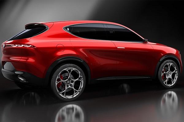 Alfa-Romeo Tonale concept