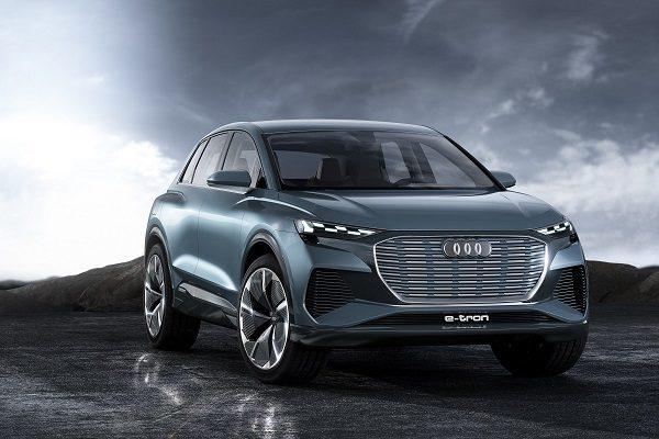 Audi Q4 e-tron Concept : le SUV électrique compact proche de la série