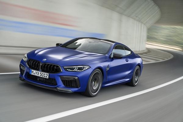 BMW M8 : 625ch pour un plaisir de conduire ultime avec la version Compétition
