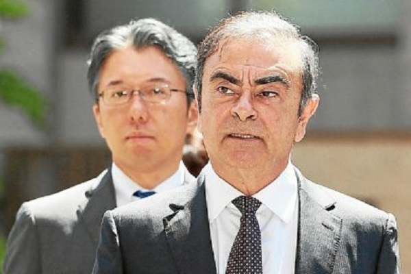 Carlos Ghosn : l'ardoise s'alourdit