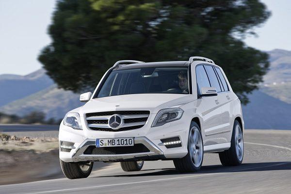 Dieselgate : Mercedes doit rappeler 60.000 GLK