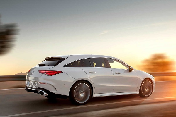 Nouvelle Mercedes CLA Shooting Brake : le break familial polyvalent passe la seconde