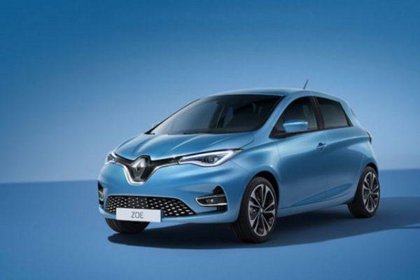 Nouvelle Renault Zoé, plus d'autonomie et de connectivité en mode 100% électricité
