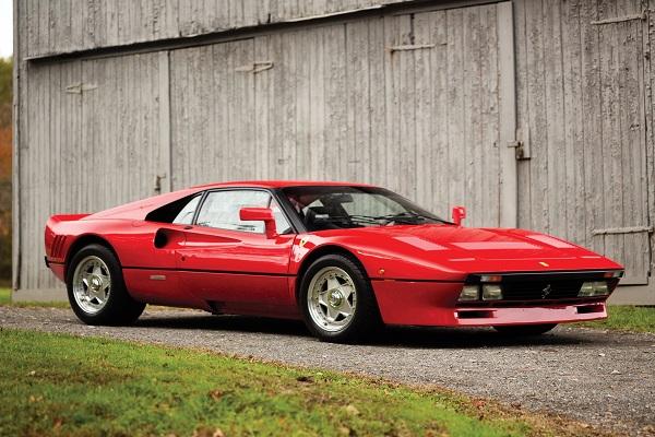 Allemagne : Il vole une Ferrari 288 GTO pendant un essayage