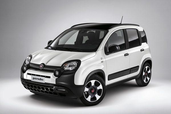 Fiat Panda City Cross Black and Waze : une série limitée bicolore et connectée