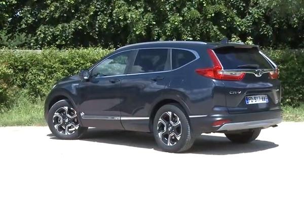 [Vidéo] Essai Honda CR-V Hybride 2.0 184ch i-MMD Exclusive : une technologie hybride qui convient bien au SUV des familles
