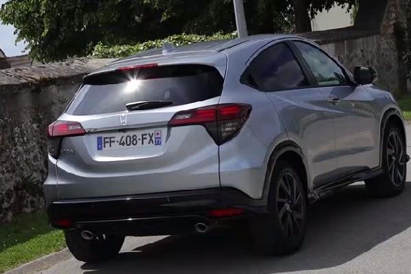 [Vidéo] Essai Honda HR-V 1.5 i-VTEC Turbo 182ch Sport : le SUV qui en demande toujours plus !