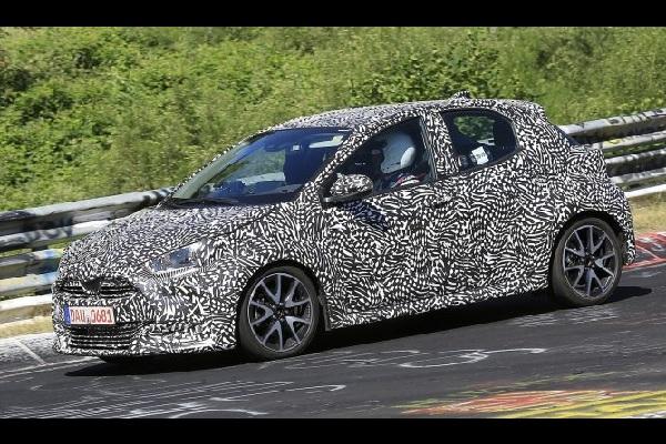 Nouvelle Toyota Yaris : à quoi ressemble-t-elle ?