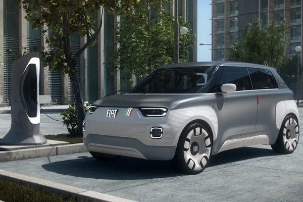 Une Fiat Panda électrique prévue pour 2023 ?
