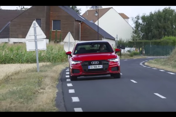 Audi A6 Tdi 204ch avus extended