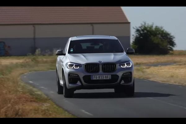 [Vidéo] Essai BMW X4 M40i 354ch 2019 : le choix plus raisonnable en comparaison avec le X4M ? Oui !