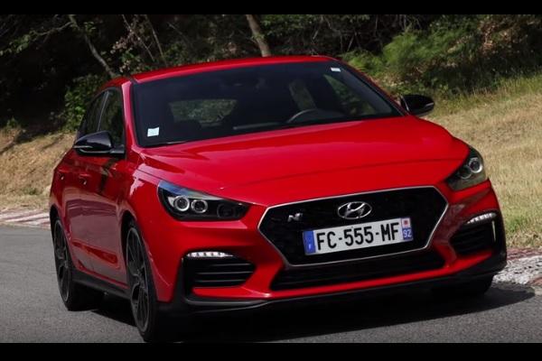 [Vidéo] Essai Hyundai i30 N 2.0 T-GDi 275ch Performance Pack 2019 : de faux airs de sportive !