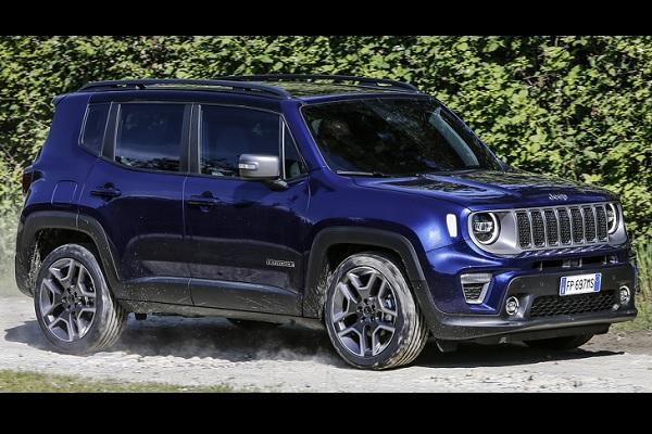 Jeep Renegade hybride rechargeable : le SUV urbain qui offre jusqu'à 50 km en mode 100% électrique !