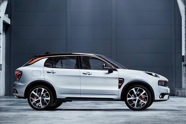 Lynk & Co 01 : le constructeur chinois prépare son premier SUV 7 places pour la France