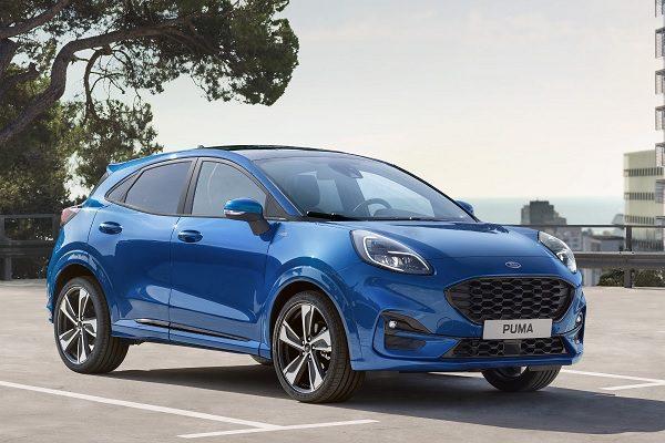 Les prix du nouveau Ford Puma en versions Titanium et ST Line X pour la France