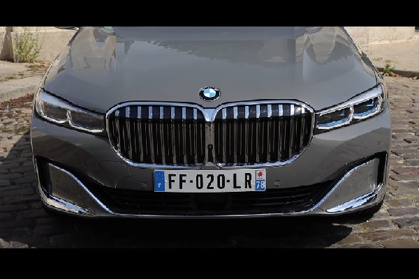 [Vidéo] Essai BMW Série 7 745e 394ch Exclusive : l'hybride rechargeable très haut de gamme par BMW