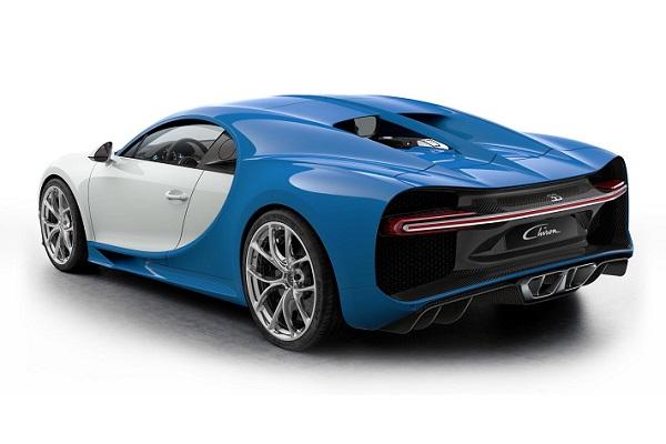 30 exemplaires de la Bugatti Chiron et 1 pour Benzema