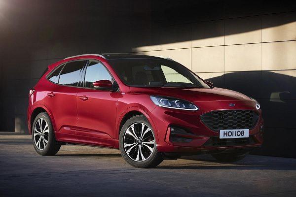 Ford Kuga : une version hybride rechargeable à moins de 40 000 €