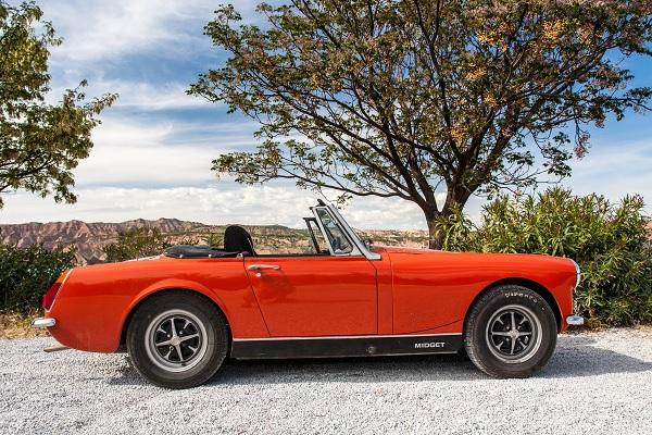 Les années 60 : une décennie qui a marqué l'automobile