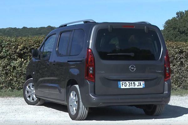 [Vidéo] Essai Opel Combo Life 1.5 D 130ch Elegance : un ludospace alternatif face aux Rifter et Berlingo
