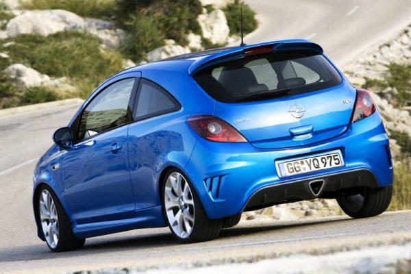 Opel Corsa OPC : elle pourrait revenir en électrique !
