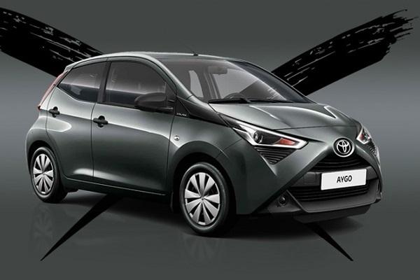 Toyota Aygo : une nouvelle série limitée x-black en entrée de gamme pour moins de 13 000 €