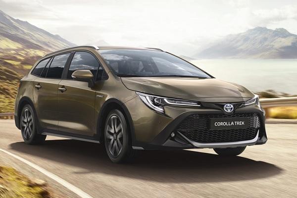 Toyota Corolla : une déclinaison pour les aventuriers baptisée « Touring Sports Trek »