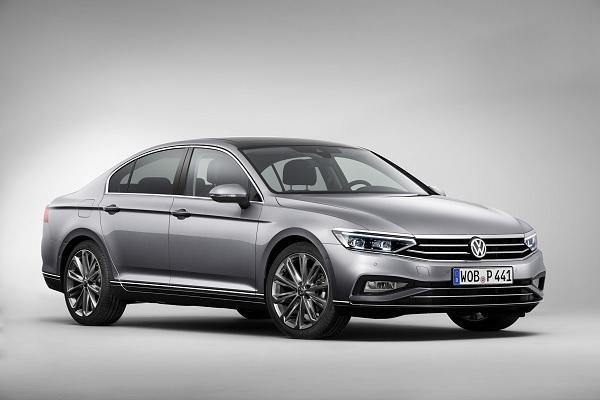Volkswagen Passat restylée 2019
