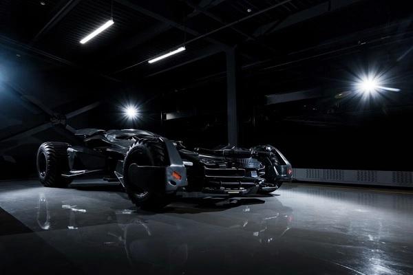Réplique Batmobile