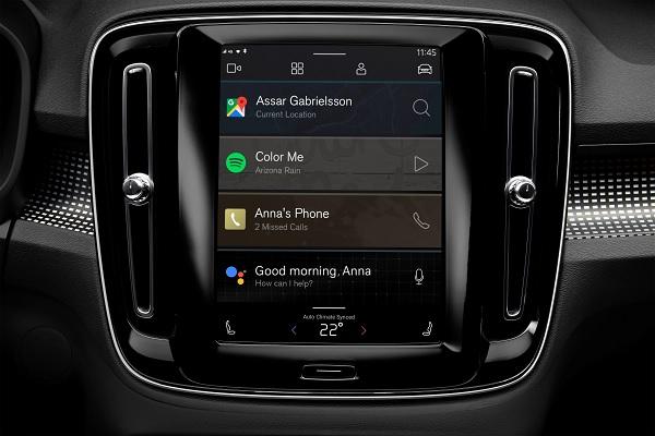 Google, responsable de l'interface de votre prochaine voiture ?