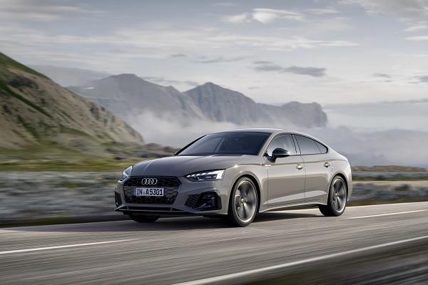 Audi A5 restylée (2020) : le détail de toutes les finitions et la gamme de prix