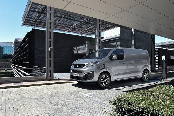 E-Expert : l'utilitaire électrique selon Peugeot