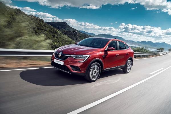 Arkana : le SUV coupé par Renault arrive en France