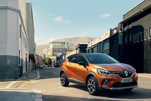Le nouveau Captur décliné en hybride et hybride rechargeable par Renault