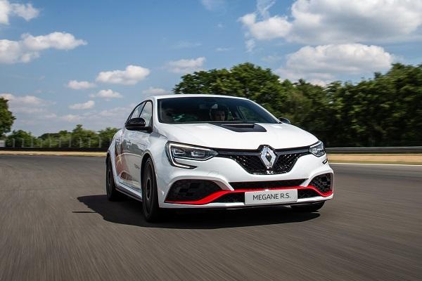 Les commandes sont ouvertes pour la Renault Mégane 4 RS Trophy-R