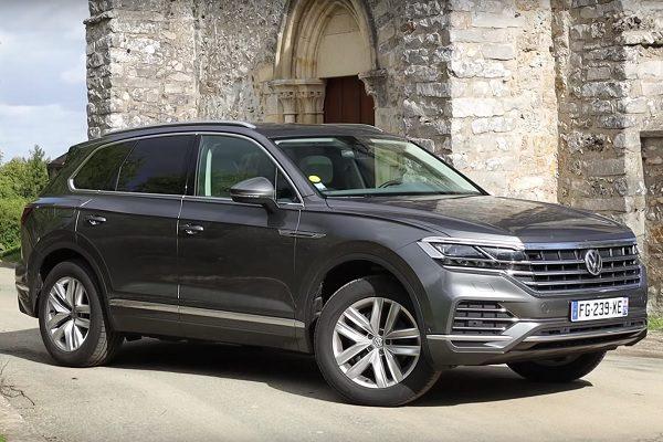 [Vidéo] Essai Volkswagen Touareg V6 3.0 TDI 231ch Carat Exclusive : la bonne alternative face aux X5 et GLE ?