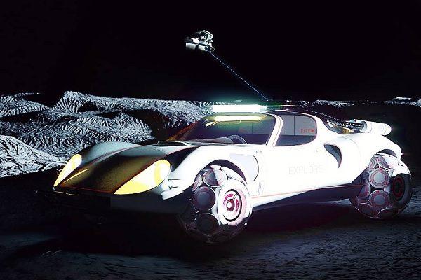 Un premier pas sur la lune pour l'Alfa Romeo 33 Stradale ?