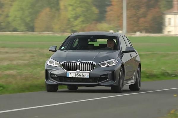 BMW Série 1 118d 150ch M Sport