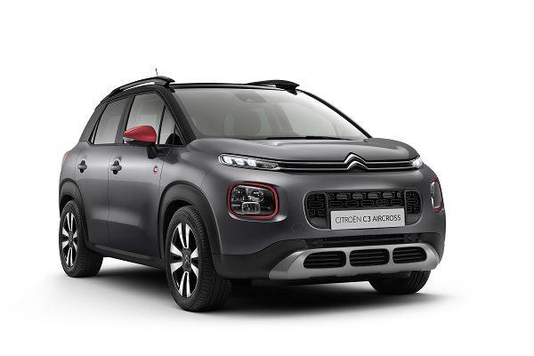 Citroën C3 Aircross : toutes les informations sur la série spéciale C-SERIES