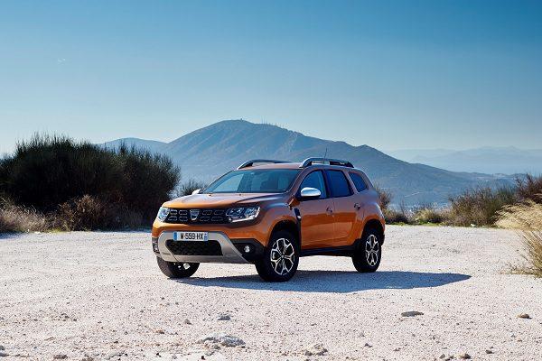 Une nouvelle version GPL pour le Dacia Duster en 2020