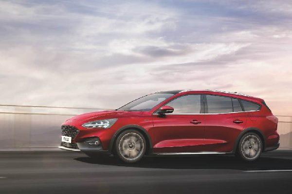 La Ford Focus Active V arrive en 2020 : tous les détails de la nouvelle focus la plus haut de gamme