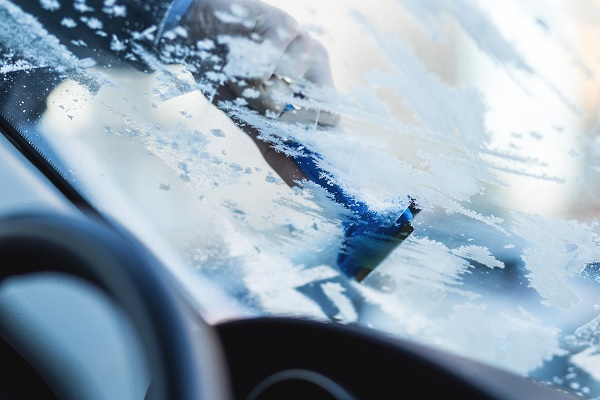 Protéger voiture du froid