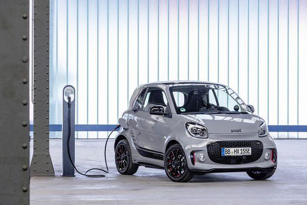 Gamme Smart électrique : tous les prix 2020 (Fortwo, Fortwo cabriolet et Forfour)