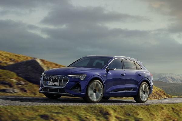 Audi E-tron quattro s-line